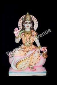 Marble Gaytri Mata statue