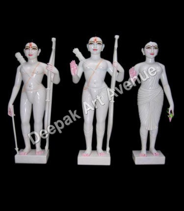 Marble Iskon Ram Darbar