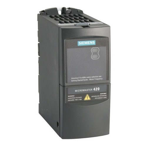Siemens Inverter Ac Drives