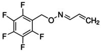 Acrolein O-pentafluorophenylmethyl-oxime