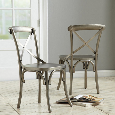 Constance Metal Dining Chairs