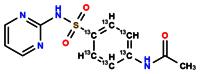 Acetylsulfadiazine