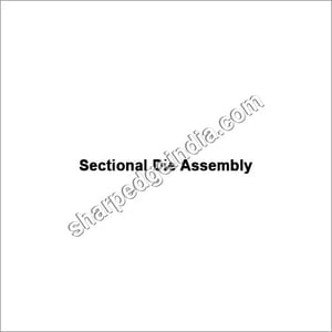 Sectional Die Assembly