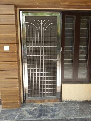 SS SINGLE DOOR