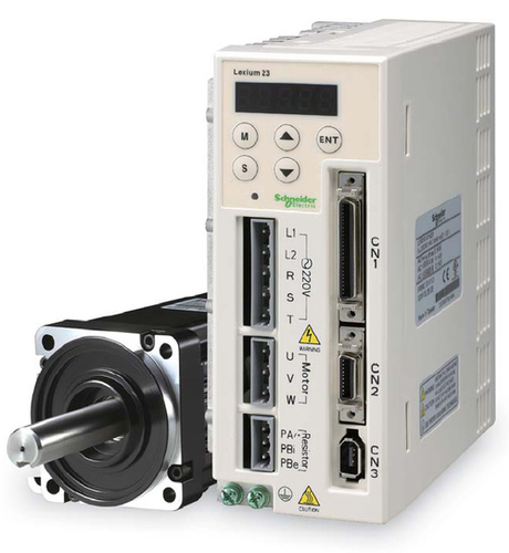 Schneider Electric Lexium Servo System