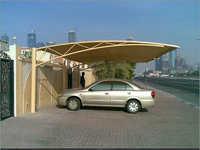 Customized Car Parking Shade