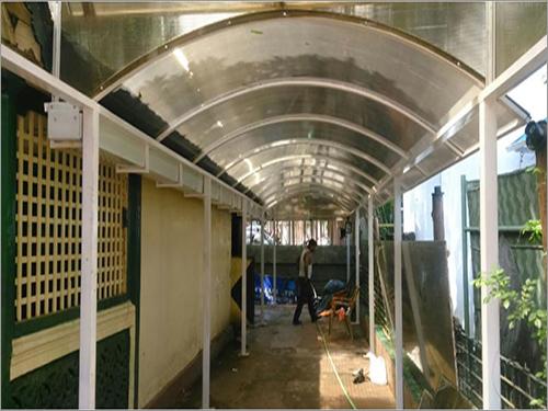 Polycarbonate Walkway Shade