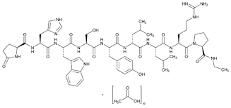 Acetate Standard for IC