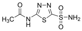Acetazolamide
