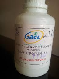 Caustic Potash Lye