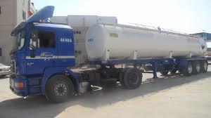 Casutic Soda Lye Tanker
