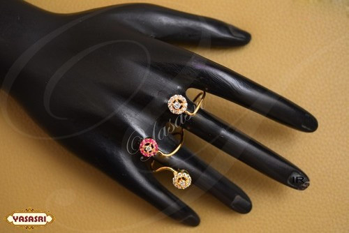 Women Trendy Finger Ring