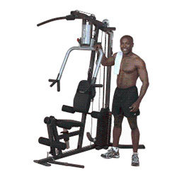 G3S3 Multi Station Home Gym