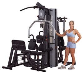 G-9S 2 Stack Multi Gym