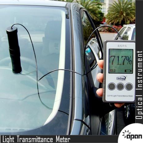 Light Transmittance Meter