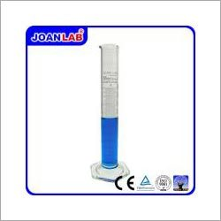 Measuring Cylinder with Glass Hexagon