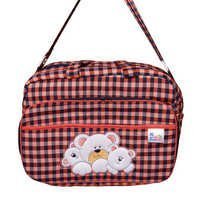 Mother Bag Cotton Check 1