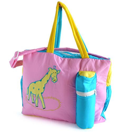 New Baby Mother Bag (Pink)