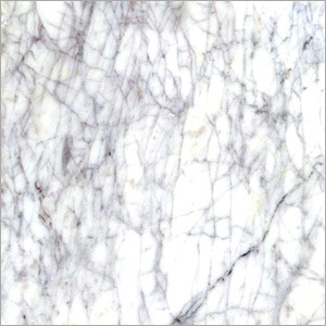 Purple White Marble