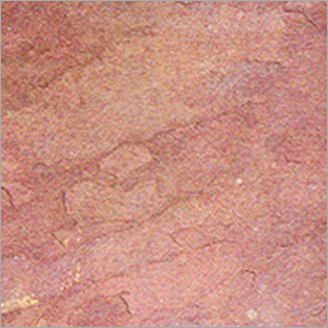 A Red Natural Slate
