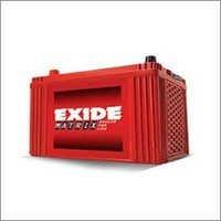 Exide Matrix Car Batteries