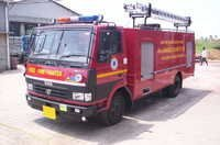 INDUSTRIAL FIRE TENDER