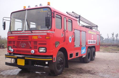 Large fire Truck (25 Ton to 31 Ton)