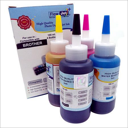 Flow Jet Dye Ink