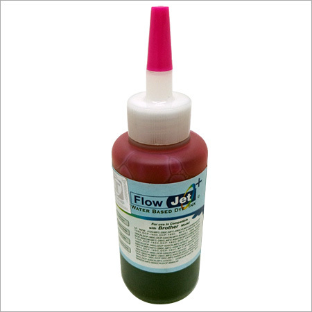 Flowjet Compatible Dye Ink