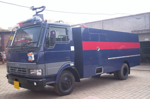 Riot Control Water Cannon Truck