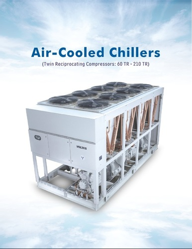 Air Cooled Chilling Plant