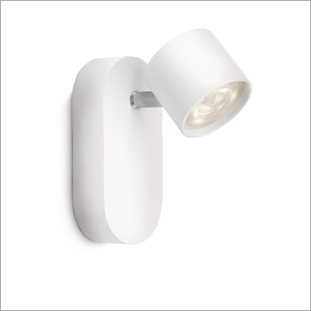 Led White Aluminium Spot Light
