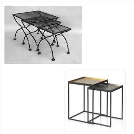 Iron Nesting Tables
