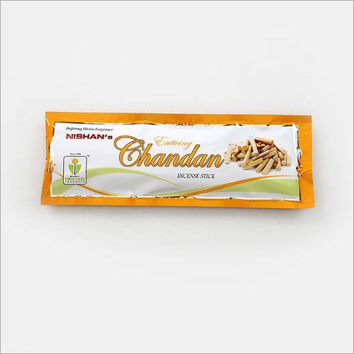 Chandan Incense Sticks Small Pouch Pack