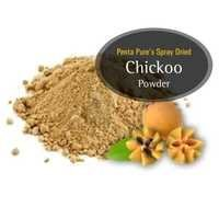 Chikoo Powder