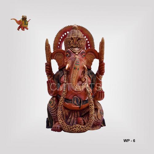 Wooden Painted Handicrafts