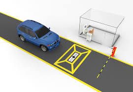 Fixed Vehicle scanner
