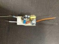 Led Bulb Driver 3-9w
