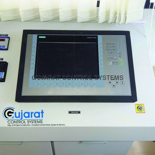 Asphalt Batch Mix Control Panel
