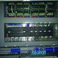 Control Panel Asphalt Batch Mix
