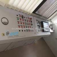 Asphalt Batch Control Panel
