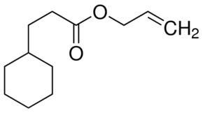 Allyl cyclohexanepropionate