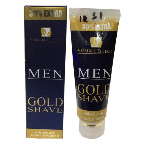 Gold Shaving Cream