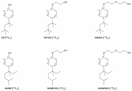 Alkylphenol Target Analyte Mix solution