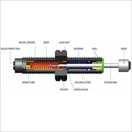 Hydraulic Shock Absorber