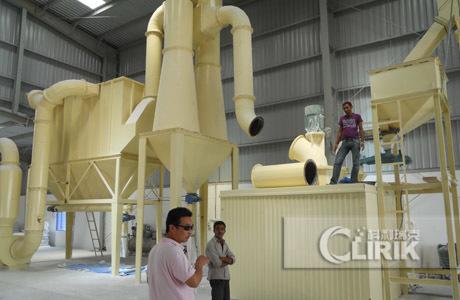 Perlite Powder Grinding Mill