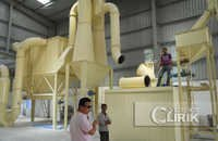 Perlite Powder Grinding Mill
