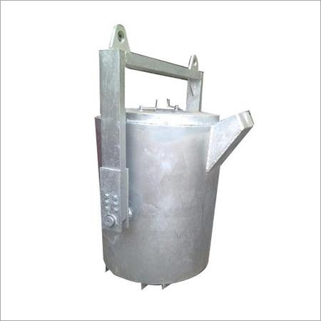 Aluminum Transfer Ladles