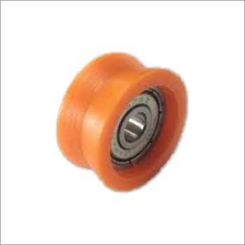 Cast Nylon Rope Pulley