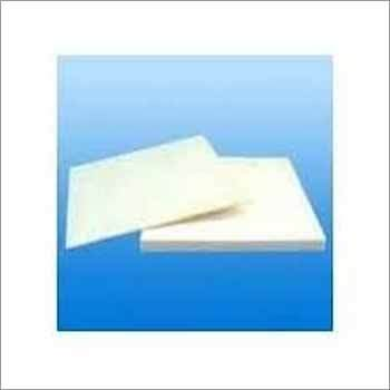 Cast Nylon White Plates